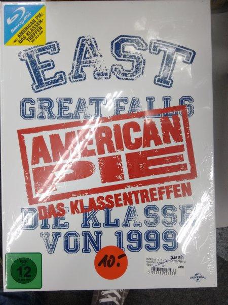 American Pie Das Klassentreffen blu-ray Collector's edition