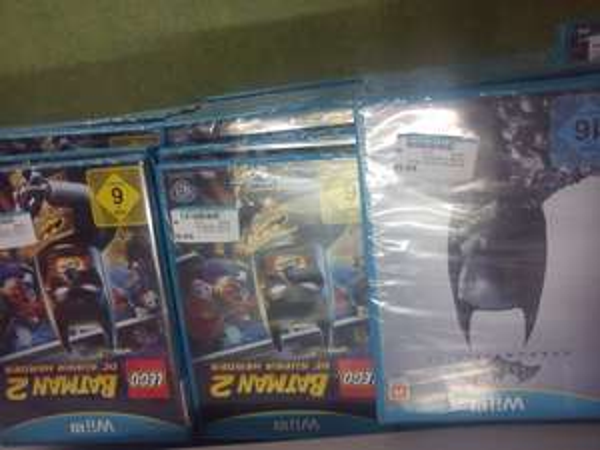 [Lokal] Media Markt Berlin Alexanderplatz Wii U LEGO Batman 2: DC Super Heroes, Batman: Arkham Origins und mehr...