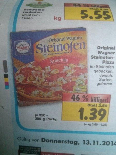 Steinofen Pizza Wagner [Bundesweit?]