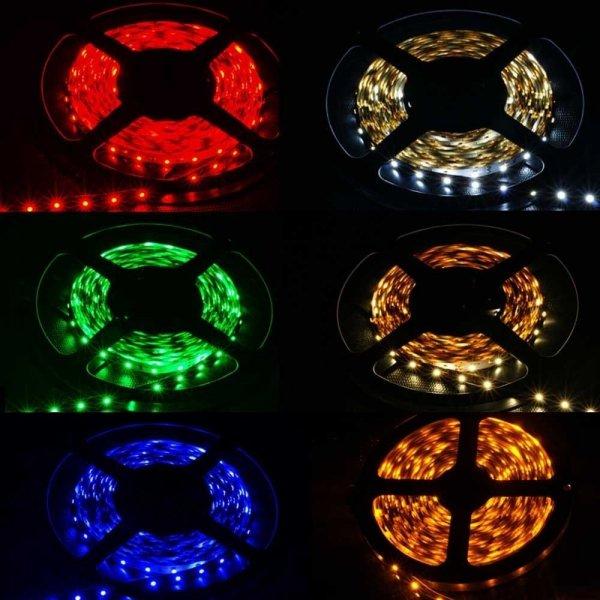 5M 300 LED 3528 SMD RGB Strip für nur 4,19€ inkl. VSK - Preisfehler ?