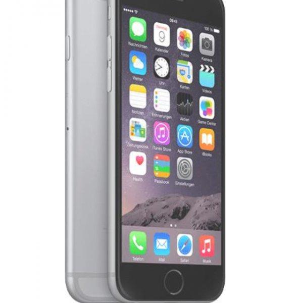 Iphone 6 z.B. 16GB O2 mit 1GB LTE