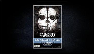[PS4 Ghosts] Ghosts Season Pass PS4  für 16,99€