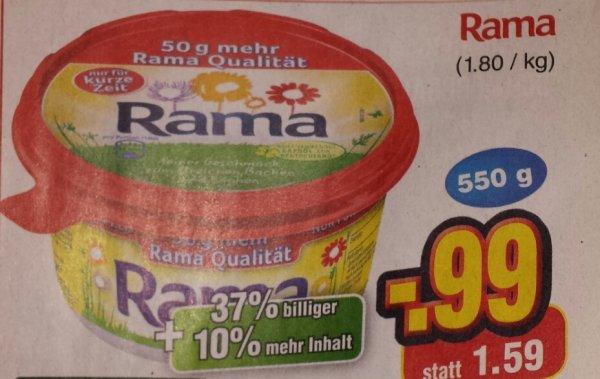 Rama 500g+50g