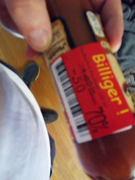 [Kaufland Bietigheim] Bulls Eye BBQ Soße Sweet Mustard für 50cent!