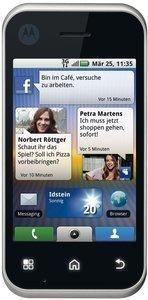 Motorola Backflip MB300 (vollständige Tastatur)