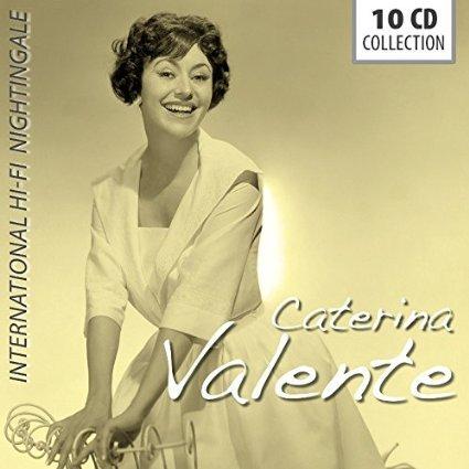 "Amazon Prime : CATERINA VALENTE 10-CD-Set ( 212 Songs)  ""International Hi-Fi Nightingale"" für Nur 16,99 €"