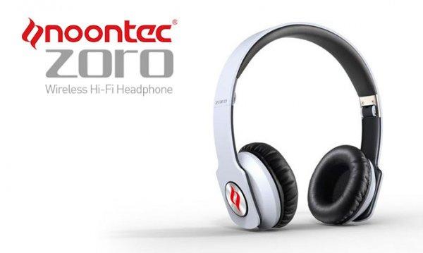 Kopfhörer Noontec Zoro wireless On-Ear weiß bei amazon.it