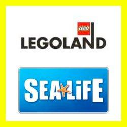 Eintritt SEA LIFE+ LEGOLAND Discovery Centre + Pinguinhaus in Oberhausen für nur 16€