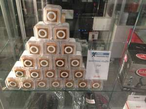 [Lokal, Darmstadt] Apple iPod shuffle 4. Generation 2 GB Orange