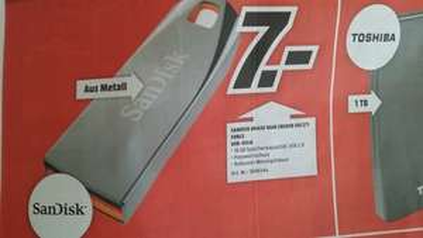 SanDisk Cruzer 16 GB