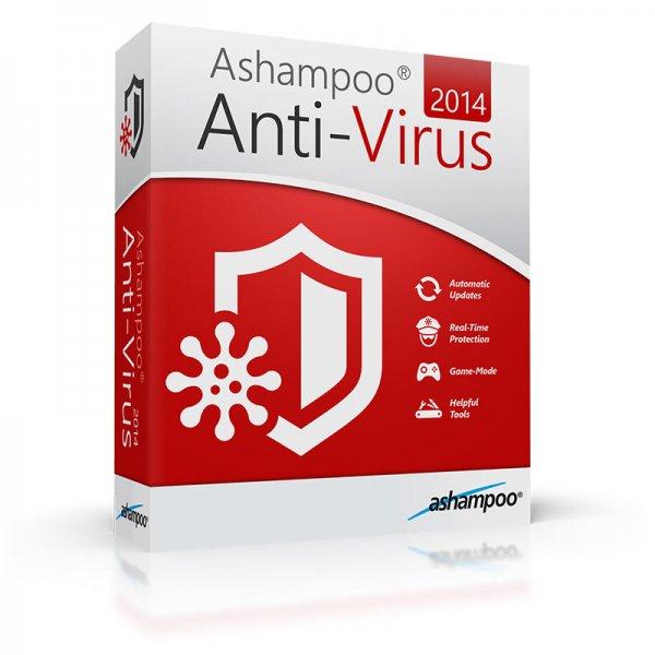 Ashampoo Anti-Virus 2014 [6-Monate]