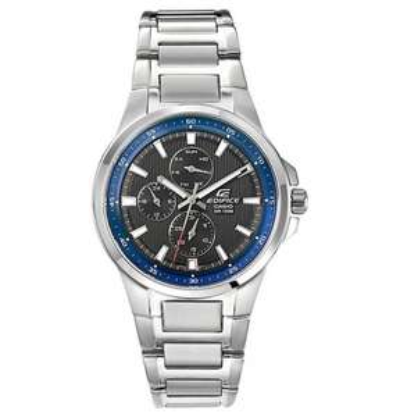 [Galeria Kaufhof] 20% auf Uhren und Schmuck z.B: Casio Edifice EF342D-1A2VEF Herren-Edelstahl-Chronograph für 55,99€ incl.Versand!