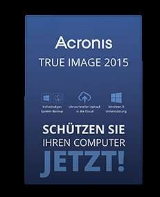 Acronis True Image 2015 + Disk Director 12 [PC & Mac]