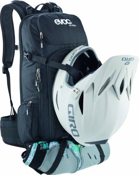 EVOC FR Trail, MTB Protektoren Rucksack, 20 Liter, schwarz, Grösse M/L für 108,86€ inkl. Versand [@amazon.es]