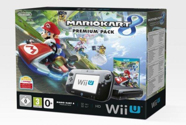 [Nur für Gewerbetreibende] Nintendo Wii U Premium Pack Mario Kart 8@ Office-Discount.de