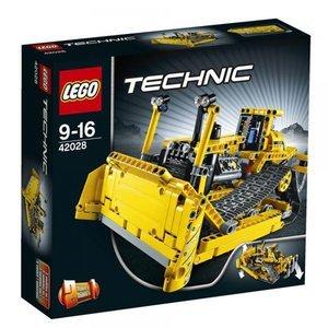 real Onlineshop - LEGO Technic, 42028 Bulldozer 29,71 € bei kostenl. Marktanlieferung