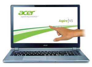 "[WHD] Acer Aspire V5-573 (15,6"", Core i5, GT 750M, 1TB, Win 8.1, Touchscreen) ab 455,97€ statt 649€"