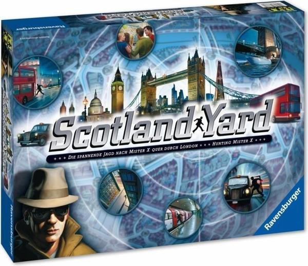 Ravensburger Scotland Yard bei buch.de