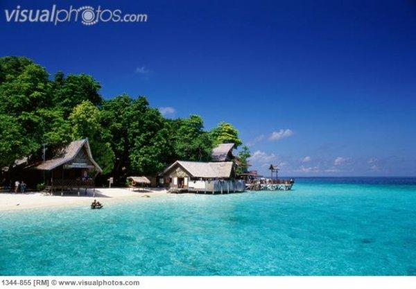 FRA/MUC - Borneo/Kota Kinabalu mit Qatar Air ab 543€