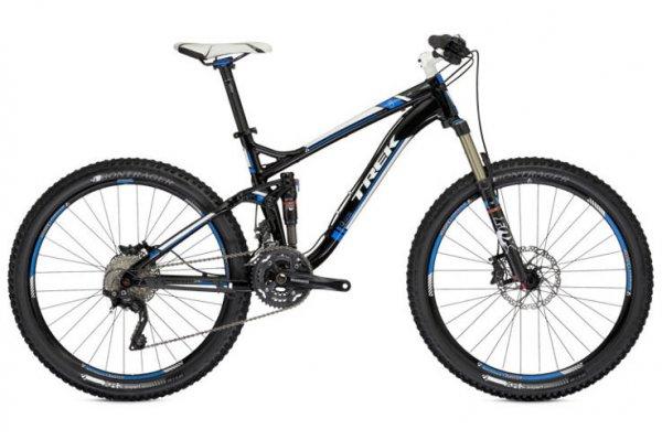 Trek Fuel 8 EX (2014) 26 Zoll Fully-Mountainbike als Ausläufer für 1.299 € (Neupreis: 2.499 €)
