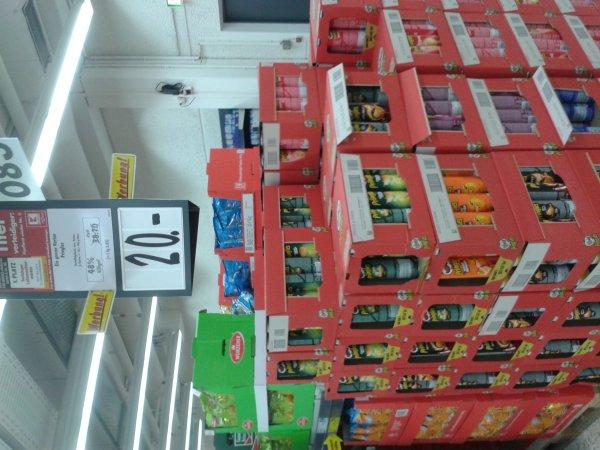[Kaufland Neckarsulm]  18 Dosen Pringles
