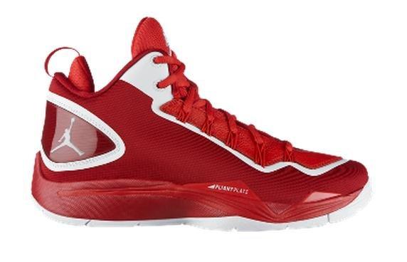 [Nike.de] Air Jordan Super.Fly 2 PO (Rot) zum Top Preis
