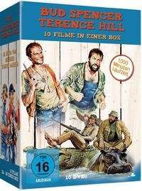 Bud Spencer & Terence Hill [10 DVDs] für 30,80€ @Thalia.de