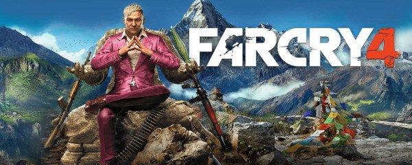 Far Cry 4 GOLD EDITION Vorbestellung Uplay Key für 61,99 €