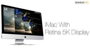 (MM) Apple Imac 5K- Display  bis 11.11.0214