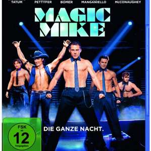 Magic Mike Blu-Ray Disc - 4,99€ bei Amazon.de (ideales Nikolausgeschenk für die Damen ;-))