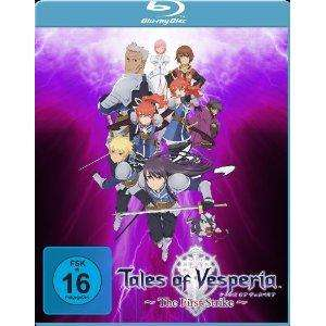 Tales of Vesperia - The First Strike [Blu-ray] @ Amazon.de