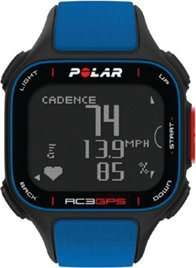 [Bike24] Polar RC3 GPS HR Trainingscomputer (159,90 Euro inkl. Versand)