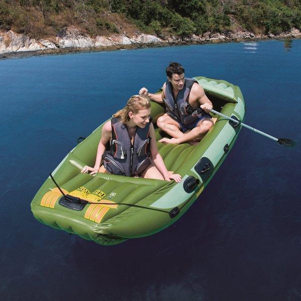 [Amazon] Der Winter kann kommen! Bestway Schlauchboot Boot 316x124cm