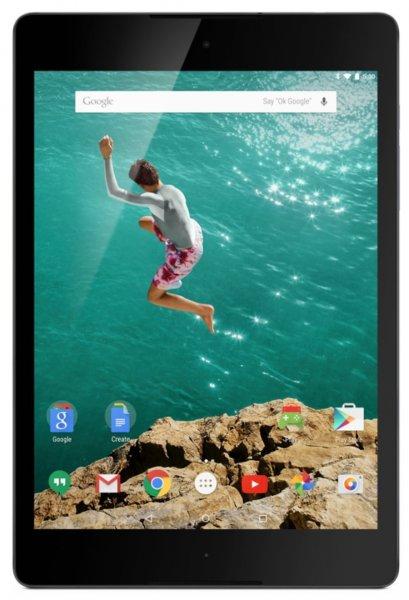 [Amazon.fr] Nexus 9 16 GB, 32 GB und 32 GB LTE für 371 Euro, 461 Euro bzw. 521 Euro + kostenloser Google Chromecast (bis 15. Nov) (Idealo 399, 489 bzw. 569)