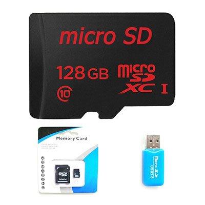 Micro SD Karte 128 GB inkl. Adapter für knapp 10 Euro