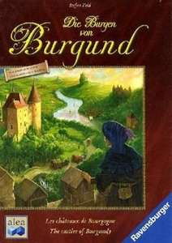 """[buecher.de] Alea 'Burgen von Burgund"""" (bgg rank 11) für 23.95, sehr günstige Füllartikel möglich"""