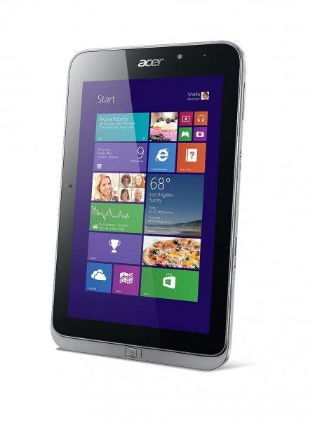 [Amazon WHD] Acer Iconia W4-820 20,5 cm (8,0 Zoll) Tablet-PC (Intel Atom Z3740, 1,8GHz, 2GB RAM, 64GB eMMC, Win 8) grau 184,45€