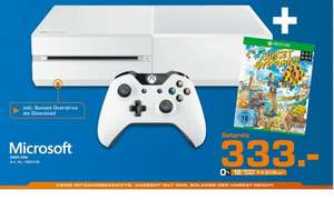 Saturn Herford [lokal] XBOX One 500GB (weiß) + Sunset Overdrive Special Edition