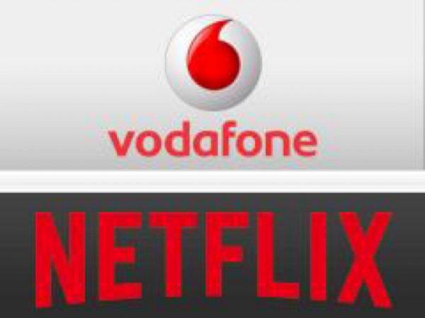 Netflix 6 Monate kostenlos für Vodafone Red (Neu?)Kunden