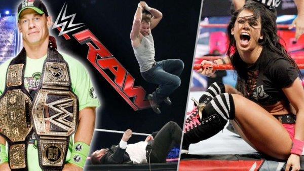"""Bild.de - WWE Wrestling """"Monday Night Raw"""" exklusiv und in voller Länge ab 20 Uhr"""