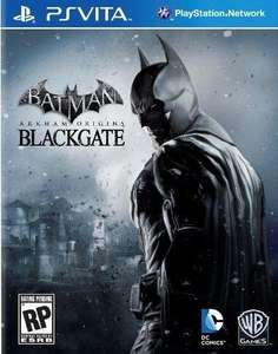 PS Vita - Batman - Blackgate fpr 9,99 @ Mediamarkt Elbepark Dresden