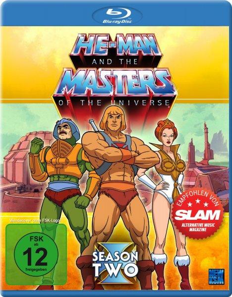 [Amazon Blitzangebot] He-Man Staffel 1 + 2 auf Blu-ray für 37,94€ (oder einzeln 18,97€)