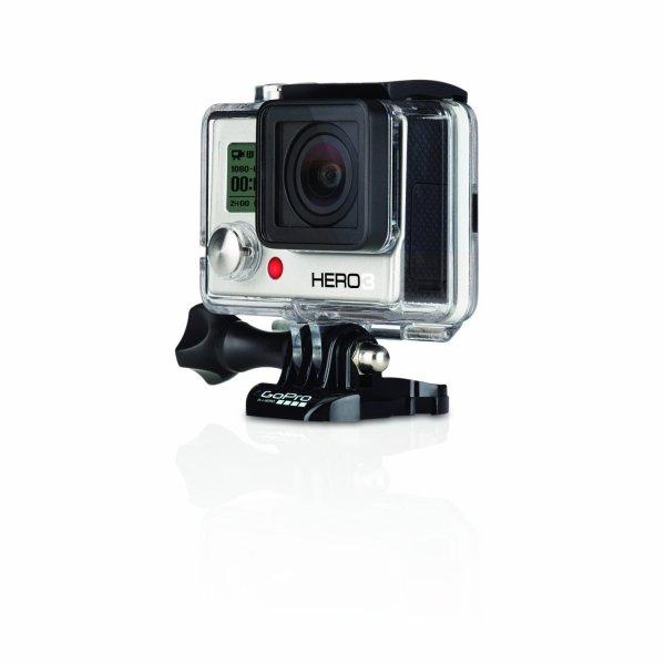 GoPro Hero 3 White Edition - Amazon.de - 152 Euro *Nur noch 6 auf Lager* Idealo 179 €