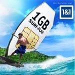 Wieder da und nochmal günstiger: 300 Frei-Einheiten und 1 GB für 7,99 Euro bzw. mit 2 GB für 12,99 Euro im Vodafone-Netz