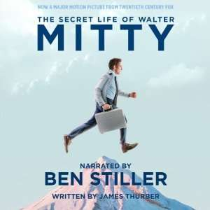 The Secret Life of Walter Mitty (Ben Stiller, Audible.de)