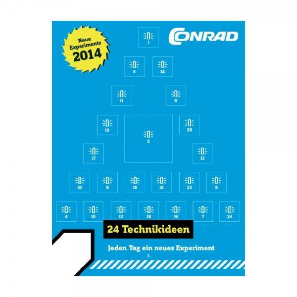 CONRAD Adventskalender 2014