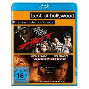 The Spirit/Ghost Rider  [Blu-ray]  || 2 Movie Collector's Pack @Amazon