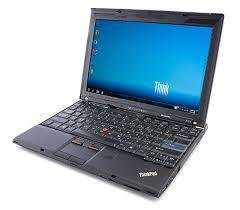 ebay - Lenovo ThinkPad x201 - 4 GB RAM, 250 GB HDD, I5, inkl. Dock