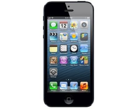 Apple iPhone 5 16GB in Schwarz oder Weiß (Demoware) für 324,90 € @ MeinPaket