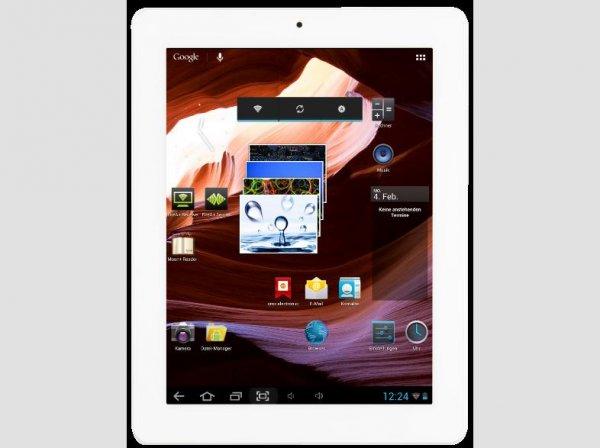 CMX Clanga 097-2016 Tablet weiß bei Media Markt Online